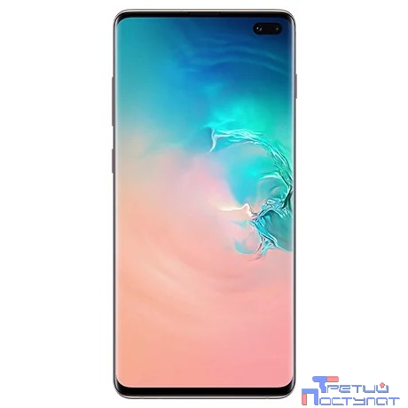 Samsung Galaxy S10+ 12GB/1TB (2019) белая керамика SM-G975F/DS [SM-G975FCWHSER]