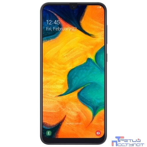 Samsung Galaxy A30 (2019) SM-A305F DS Black [SM-A305FZKUSER]