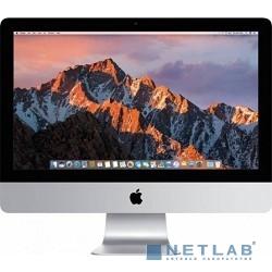 Apple iMac (MRT42RU/A) Silver 21.5'' Retina 4K {(4096x2304) i5 3.0GHz (TB 4.1GHz) 6-core 8th-gen/8GB/1TB Fusion/Radeon Pro 560X with 4GB} (2019)
