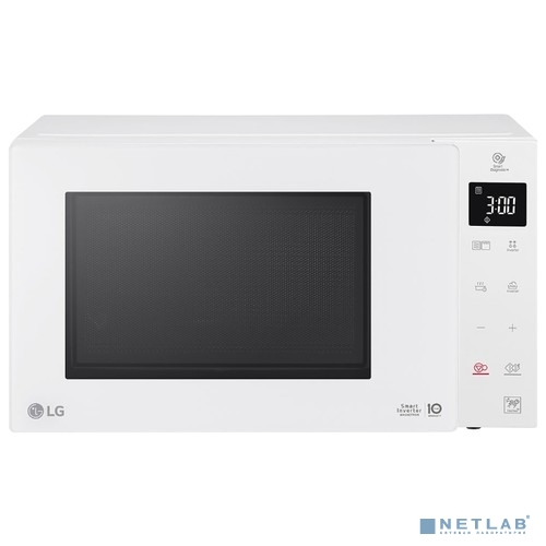 LG MW-23R35GIH Микроволновая печь, 1000 Вт, 23 л, белый