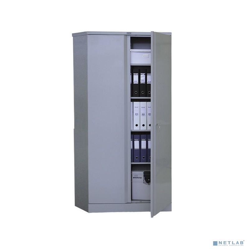 Шкаф ПРАКТИК AM 2091 {Размеры внешние, мм (ВхШхГ): 1996x915x458} [S20499200702]