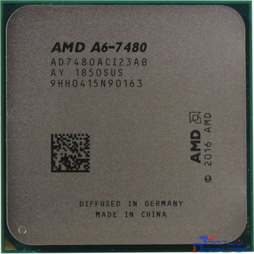 CPU AMD A6 X2 7480 OEM {3.8ГГц, 1Мб, SocketFM2+}