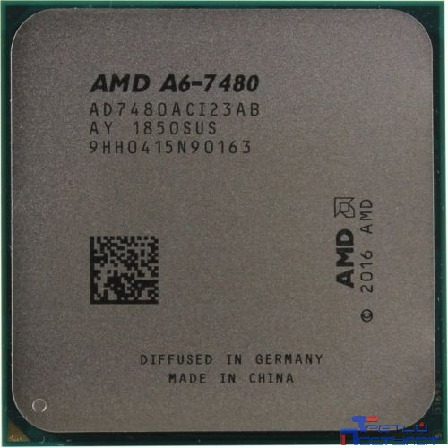 CPU AMD A6 X2 7480 BOX {3.8ГГц, 1Мб, SocketFM2+}