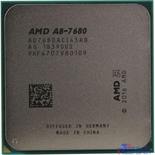 CPU AMD A8 X4 7680 OEM {3.8ГГц, 2Мб, SocketFM2+}