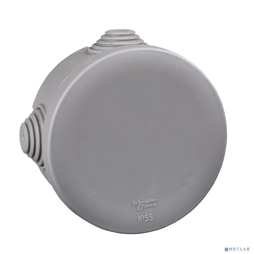 Schneider Electric IMT35094 Коробка распределительная 80х45мм IP55 серая