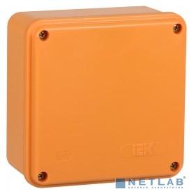 IEK UKF20-100-100-050-2-6-09 Коробка расп. огн. ПС 100х100х50мм 2P 6мм2 IP44 гл. с.