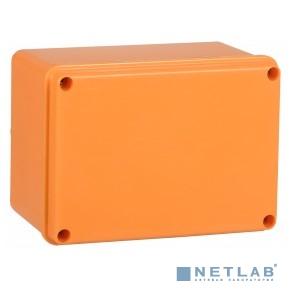 IEK UKF20-150-110-085-6-10-09 Коробка расп. огн. ПС 150х110х85мм 6P 10мм2 IP44 гл. с.