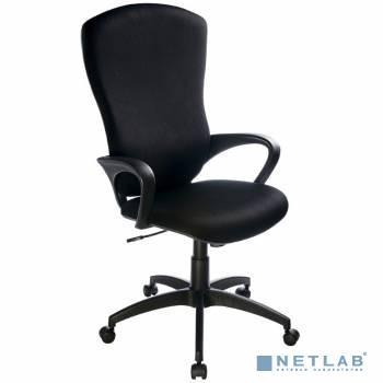 Кресло руководителя Бюрократ CH-818AXSN/15-21 черный сиденье черный 15-21 [664046]