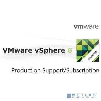VS6-STD-P-SSS-C Production Support Coverage VMware vSphere 6 Standard for 1 processor для Велесстрой