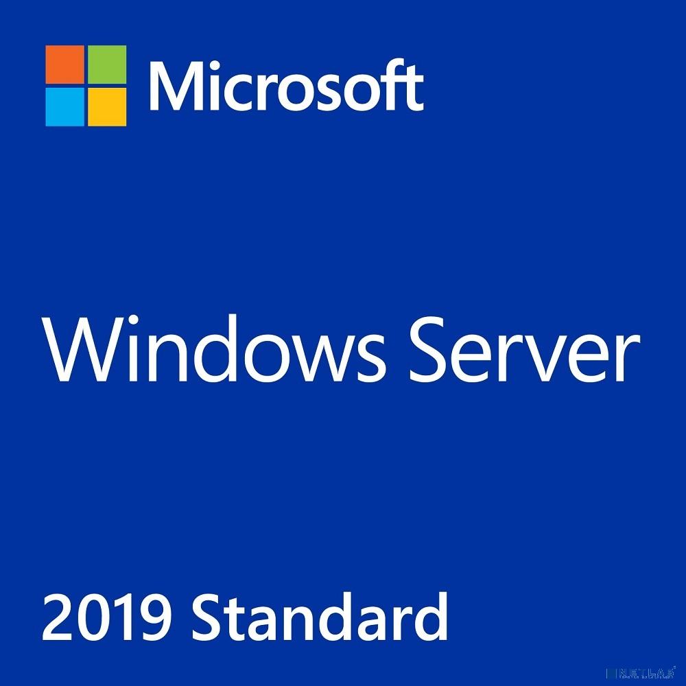 Microsoft Windows Server Standart 2019 Rus 64bit DVD DSP OEI 16 Core (P73-07797)