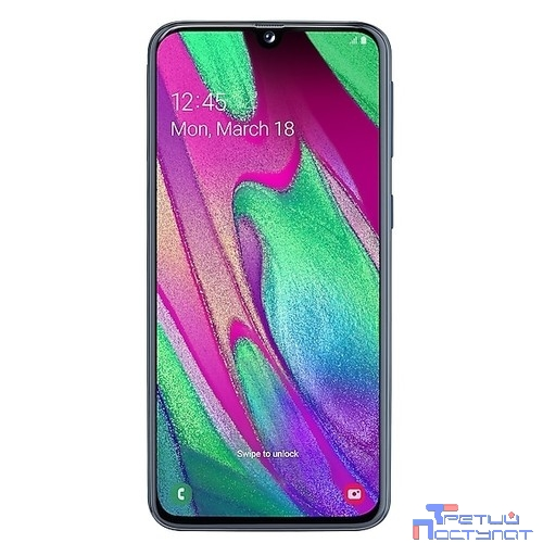 Samsung Galaxy A40 (2019) SM-A405FM/DS black (чёрный) 64Гб