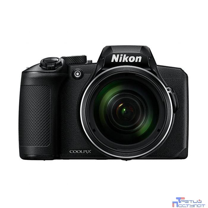 Nikon Coolpix B600 Black16Mp, 60x zoom, 3