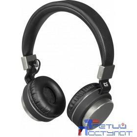 Defender Accord 165 черный+серый, кабель 1,2 м [63165]