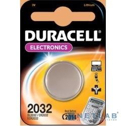 DURACELL CR2032 Bl10 (10 шт. в уп-ке)