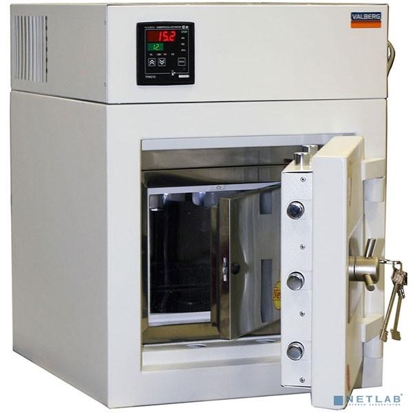 VALBERG TS - 3/12 Сейфы термостаты медицинские. Размеры внешние, мм (ВхШхГ):680x510x510
