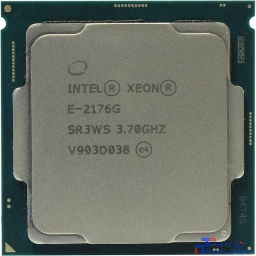 CPU Intel Xeon E-2176G OEM