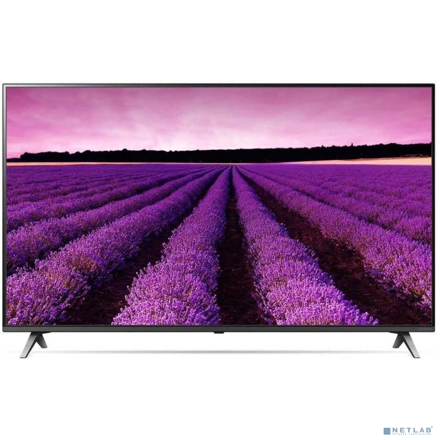 LG 49'' 49SM8000PLA черный {Ultra HD/200Hz/DVB-T2/DVB-C/DVB-S/DVB-S2/USB/WiFi/Smart TV (RUS)}