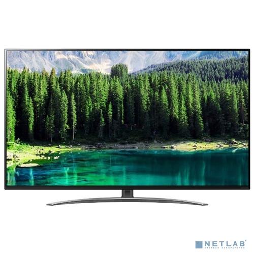 LG 65'' 65SM8600PLA черный/серебристый {Ultra HD/200Hz/DVB-T2/DVB-C/DVB-S/DVB-S2/USB/WiFi/Smart TV (RUS)}