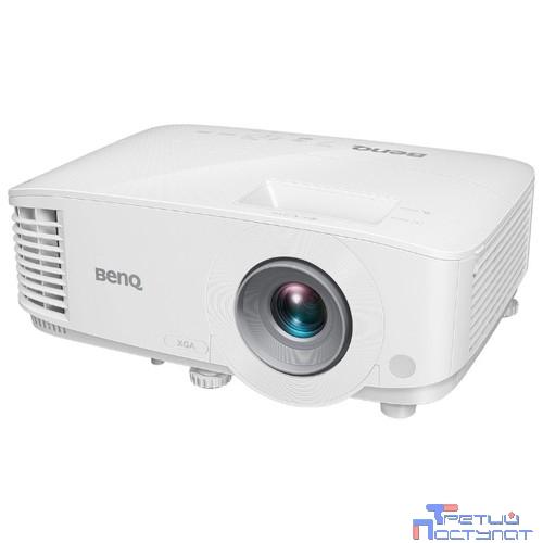 BenQ MX731 белый [9H.JGR77.13E] {DLP XGA 4000AL 1.3X TR1.51~1.97 HDMIx2/ MHLx1 D-Sub LAN-control Lan-display USBx2}