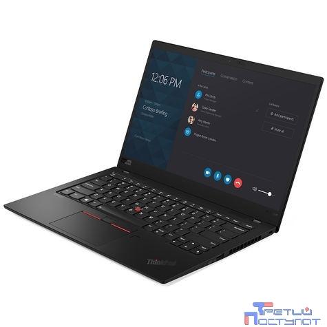 Lenovo ThinkPad X1 Carbon G7 [20QD0036RT] black 14