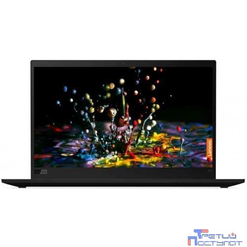 Lenovo ThinkPad X1 Carbon G7 [20QD0033RT] black 14