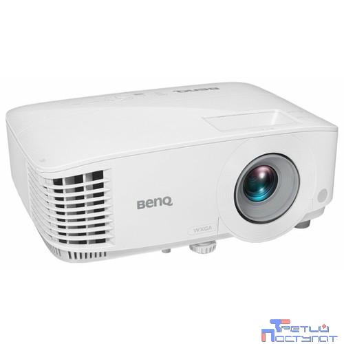 BenQ MW550 белый [9H.JHT77.13E ] {DLP 3600lm 1280x800 16:10 20000:1 5000ч пр.отн. 1.55 2.3 кг. 33дБ  1x2W HDMI VGA S-Video RCA MiniJack USB-M RS232}