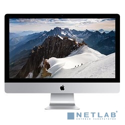 Apple iMac [Z0VQ000Y5, Z0VQ/13] Silver 27'' Retina 5K {(5120x2880) i5 3.0GHz (TB 4.1GHz) 6-core 8th-gen/32GB/512GB SSD/Radeon Pro 570X 4GB} (2019)