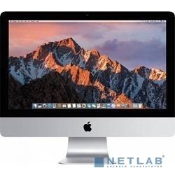 Apple iMac (Z0VX000J6, Z0VX/23) Silver 21.5'' Retina 4K {(4096x2304) i7 3.2GHz (TB 4.6GHz) 6-core 8th-gen/16GB/512GB SSD/Radeon Pro 555X with 2GB} (2019)