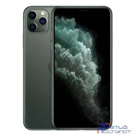 Apple iPhone 11 Pro Max 64GB Midnight Green (MWHH2RU/A)