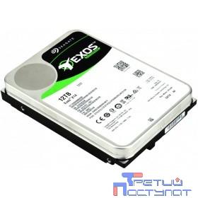 12TB Seagate HDD Exos X14 512E (ST12000NM0008) {SATA 6Gb/s, 7200 rpm, 256mb buffer, 3.5