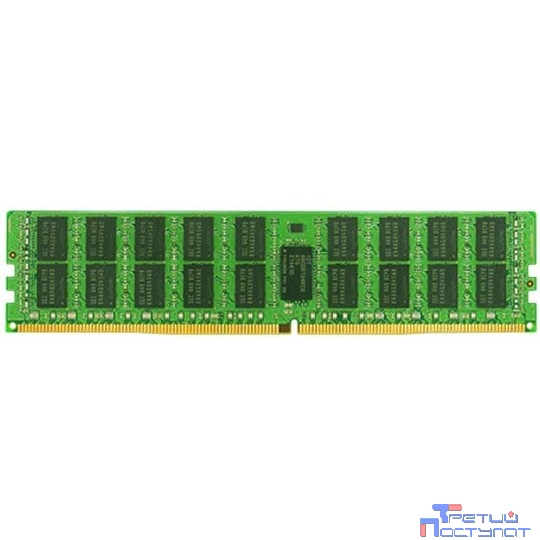 Synology RAMRG2133DDR4-32G  Модуль памяти DDR4-2133 ECC RDIMM (for expanding FS3017, RS18017xs+)