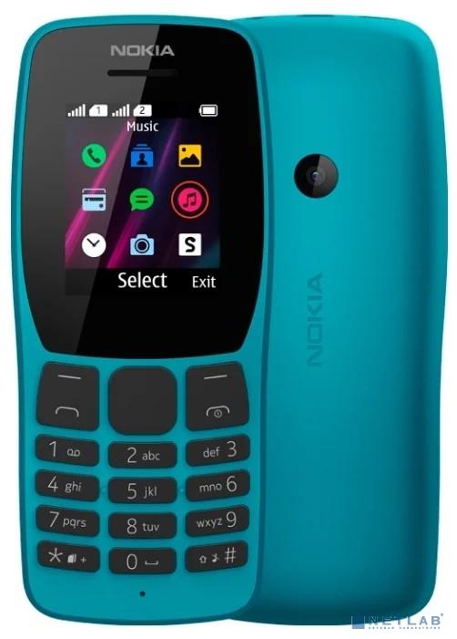 NOKIA 110 DS Blue [16NKLL01A04]