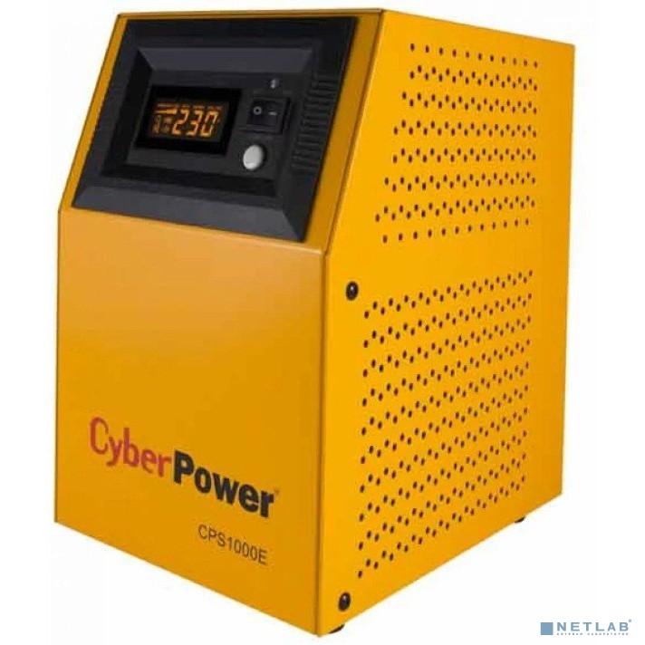 CyberPower Инвертор CPS 1000 E (700 Вт. 12 В.) чистый синус