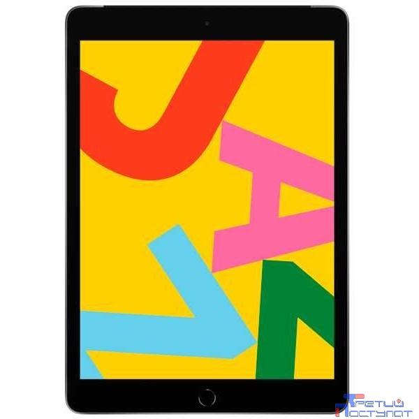 Apple iPad 10.2-inch Wi-Fi + Cellular 32GB - Space Grey [MW6A2RU/A] (2019)