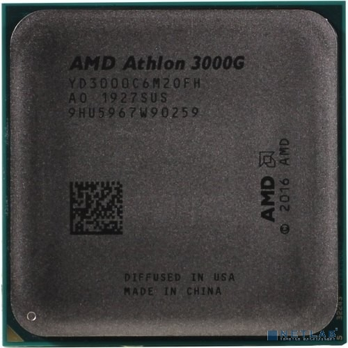 CPU AMD Athlon 3000G BOX
