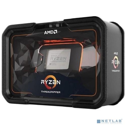CPU AMD Ryzen Threadripper 2970WX BOX{3.0GHz up to 4.2GHz, 76MB, 250W, sTR4, без кулера}