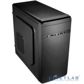 Корпус AEROCOOL Qs-180 MiniTower без Б/П MicroATX MiniITX Цвет черный 4713105952919