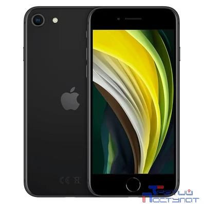 Apple iPhone SE 64GB Black (MX9R2RU/A) New (2020)