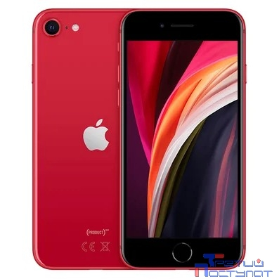 Apple iPhone SE 128GB Red (MXD22RU/A) New (2020)
