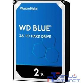 2TB WD Blue (WD20EZAZ) {Serial ATA III, 5400 rpm, 254Mb buffer}