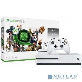 Xbox One S 1 TB +3m XBL +3m GP