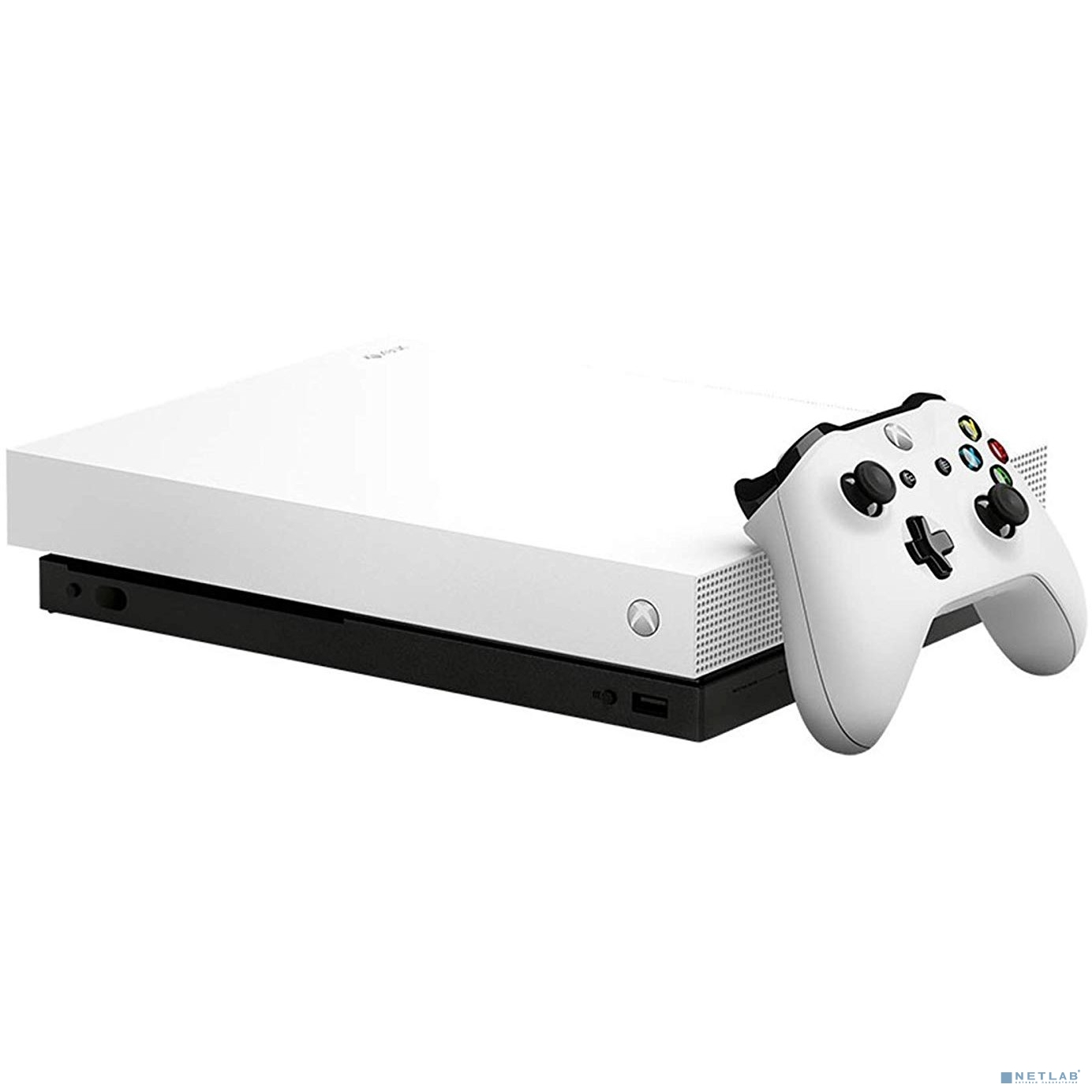 Xbox One X LE White 1TB  Fall Out 76