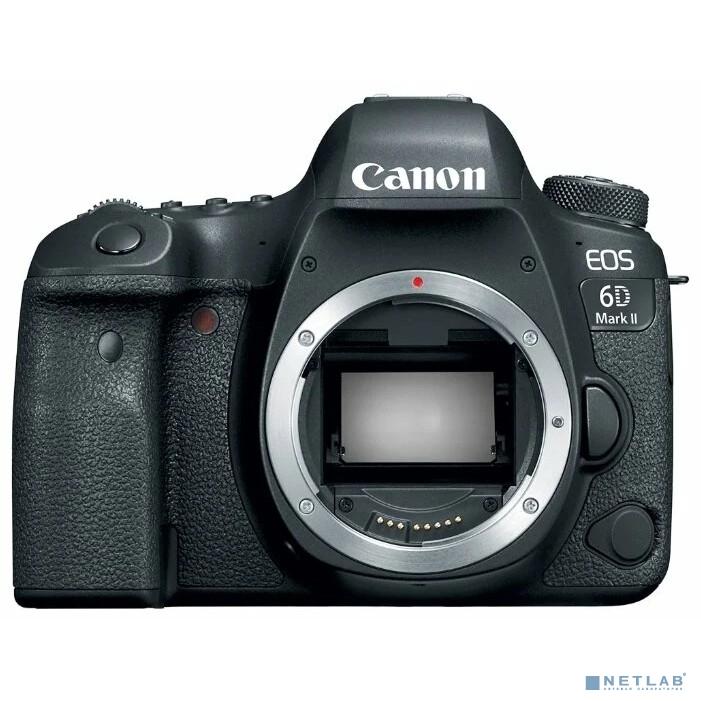 Фотоаппарат цифровой Canon EOS 6D Mark II