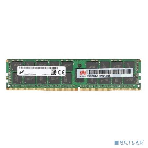 Huawei N26DDR402 DDR4 RDIMM Memory,32GB,2666MT/s,2Rank(2G*4bit),1.2V,ECC