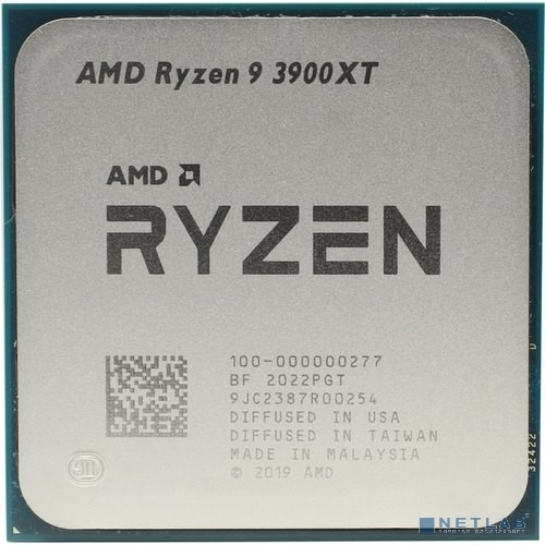CPU AMD Ryzen 9 3900XT BOX {Without cooler, AM4}
