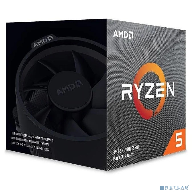 CPU AMD Ryzen 5 3600XT BOX