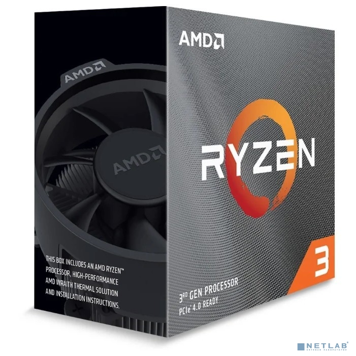 CPU AMD Ryzen 3 3100 BOX