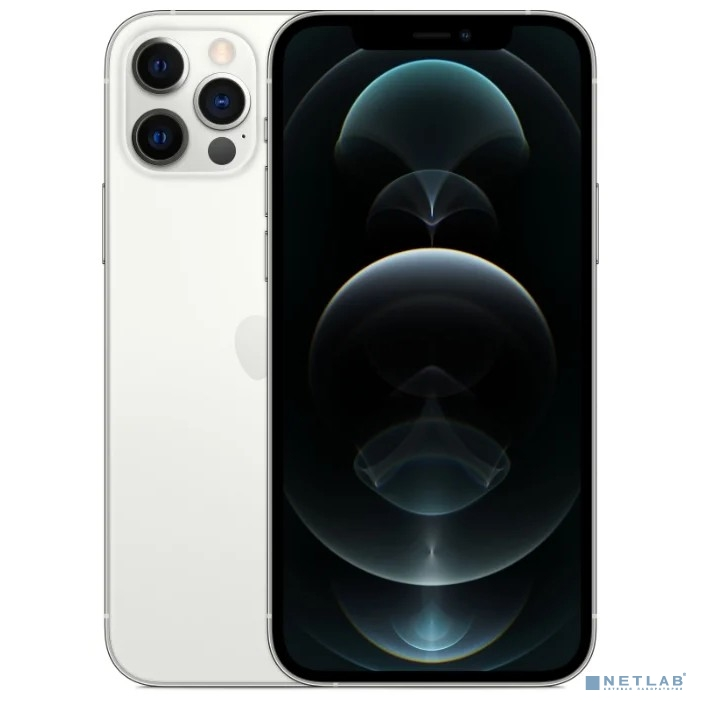 Apple iPhone 12 Pro 256GB Silver [MGMQ3RU/A]