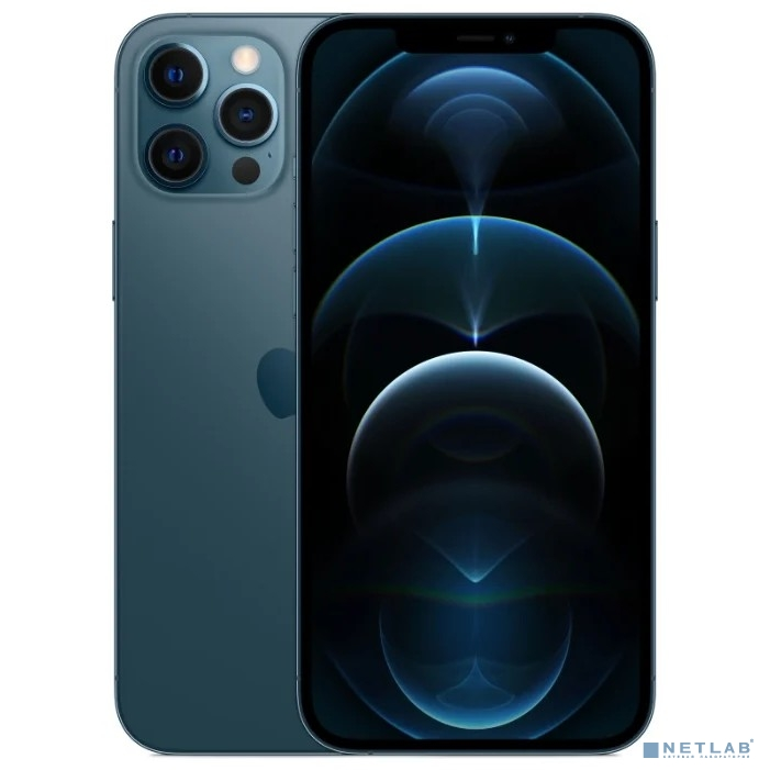 Apple iPhone 12 Pro Max 512GB Pacific Blue [MGDL3RU/A]
