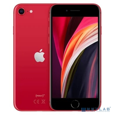 Apple iPhone SE 256GB Red [MHGY3RU/A] (New 2020)